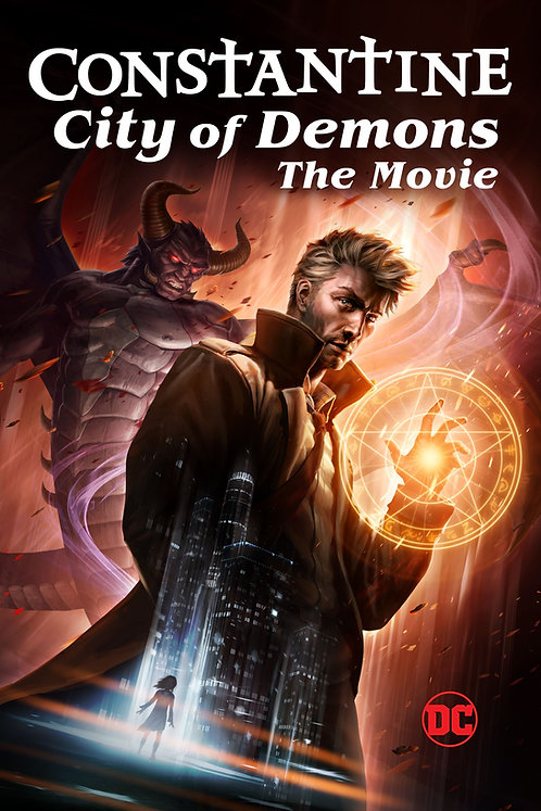 Constatine: City of Demons (Movies Anywhere 4K)