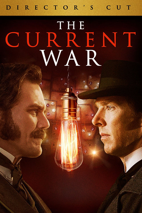 The Current War *Director's Cut* (Movies Anywhere HD)