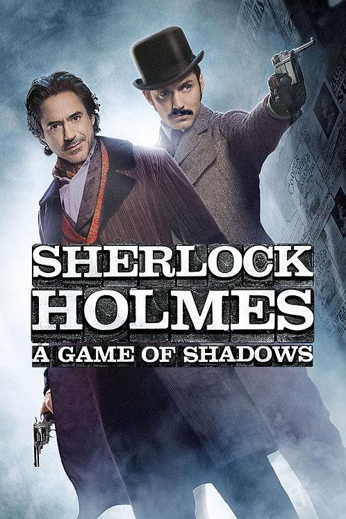 Sherlock Holmes: A Game of Shadows (Movies Anywhere HD)