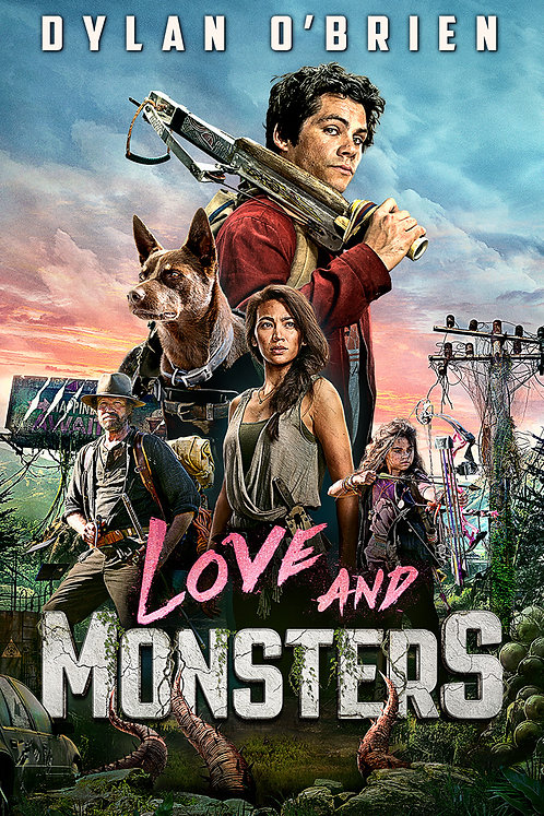 Love and Monsters (iTunes 4K)