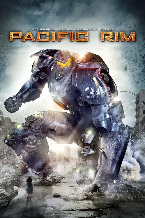 Pacific Rim (VUDU 4K)
