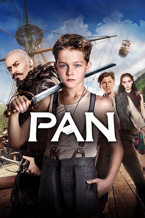 Pan (Movies Anywhere 4K)