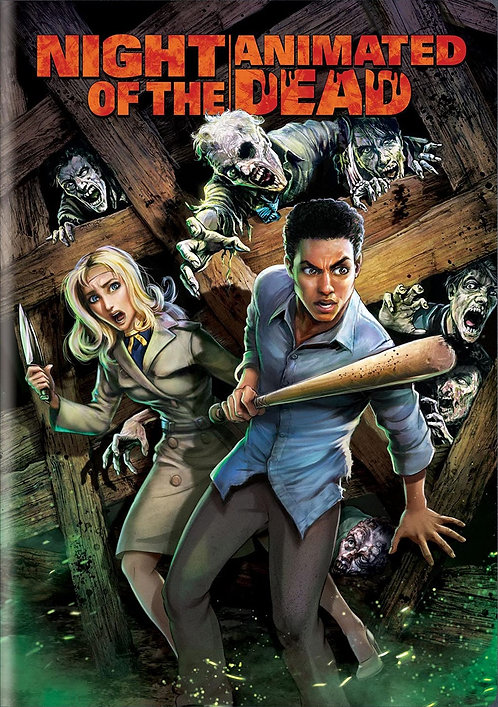 Night of the Animated Dead (VUDU HDX)
