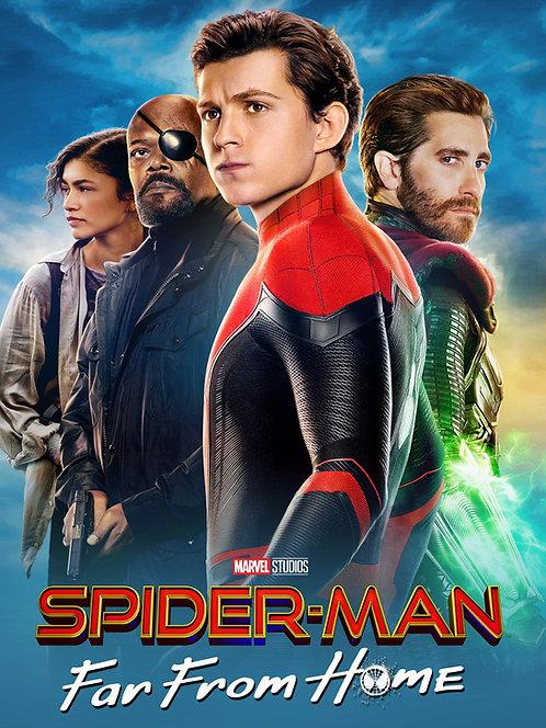 Spider-Man: Far From Home (VUDU 4K)