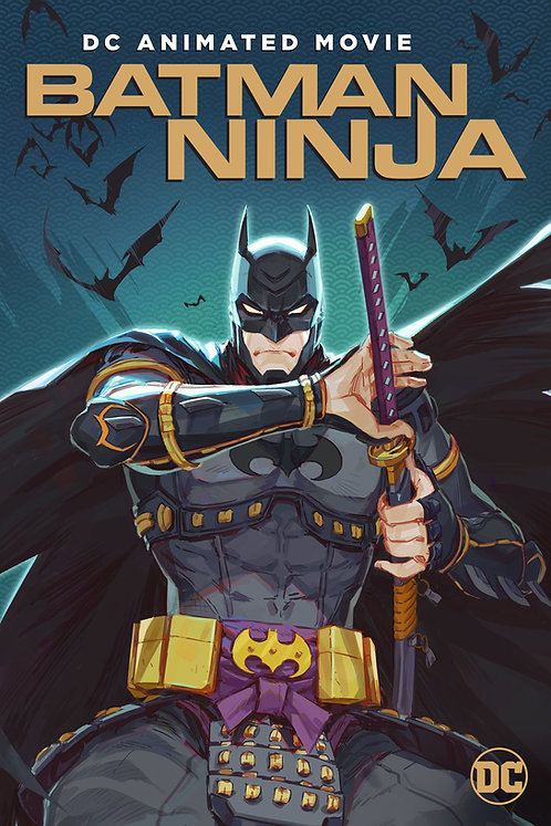 Batman Ninja (Movies Anywhere HD)
