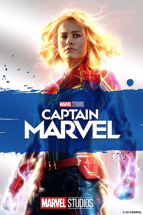 Captain Marvel (Movies Anywhere 4K)