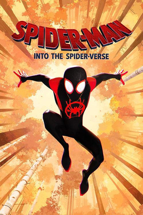 Spider-Man: Into the Spider-Verse (VUDU 4K)