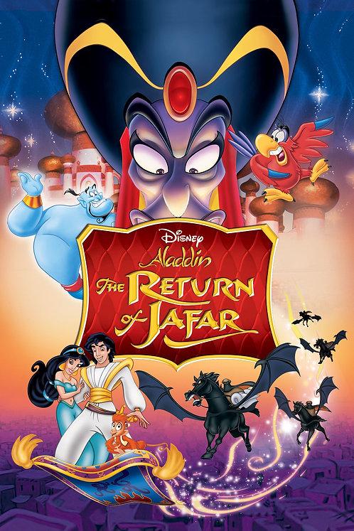 Aladdin: The Return of Jafar (iTunes HD)