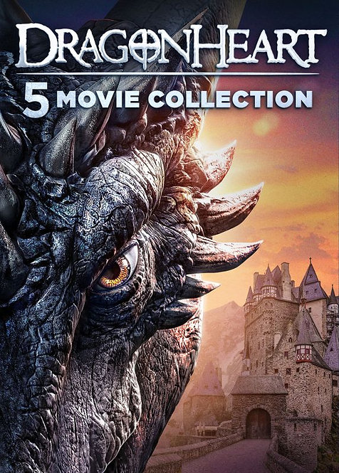 Dragonheart 5-Movie Collection (Movies Anywhere HD)