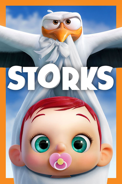 Storks (Movies Anywhere HD)
