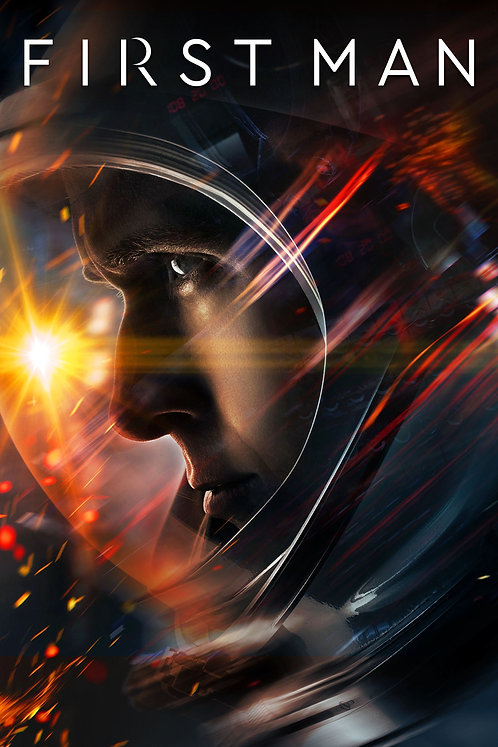 First Man  (Movies Anywhere HD)