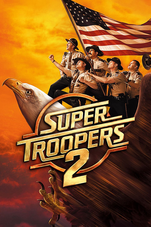 Super Troopers 2 (Movies Anywhere HD)