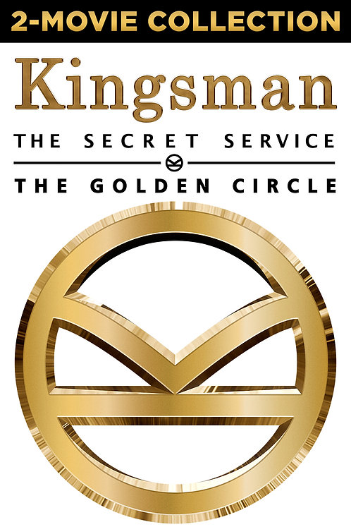 Kingsman 2-Movie Collection (iTunes 4K)