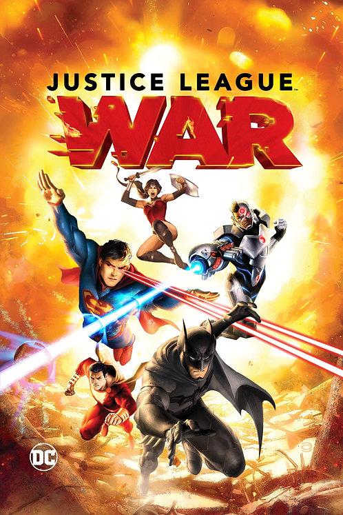 Justice League: War (VUDU HDX)
