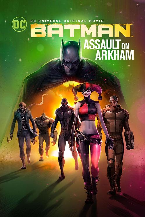 Batman: Assault on Arkham (Movies Anywhere HD)