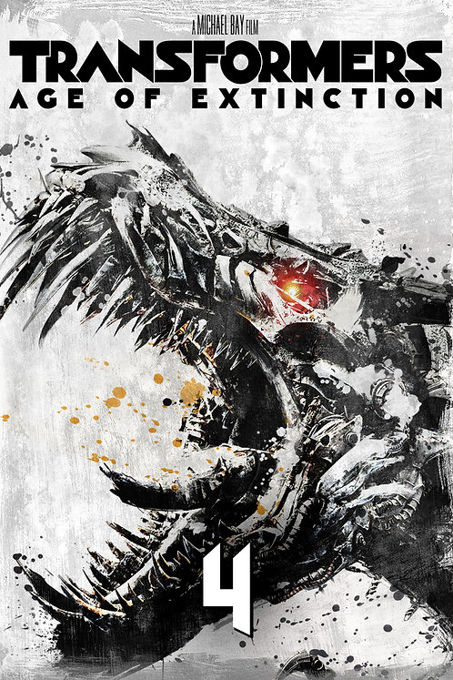 Transformers: Age of Extinction (iTunes 4K)