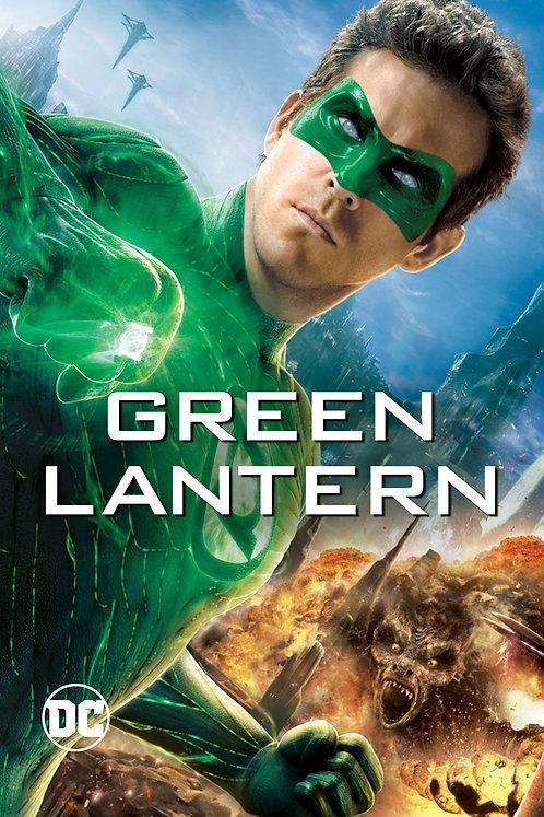 Green Lantern + Green Lantern Emerald Knights (Movies Anywhere HD)