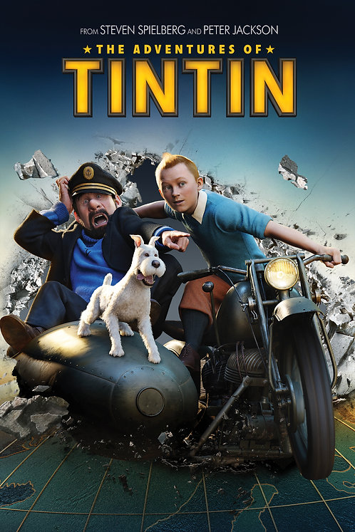 The Adventures of TinTin (VUDU HDX)