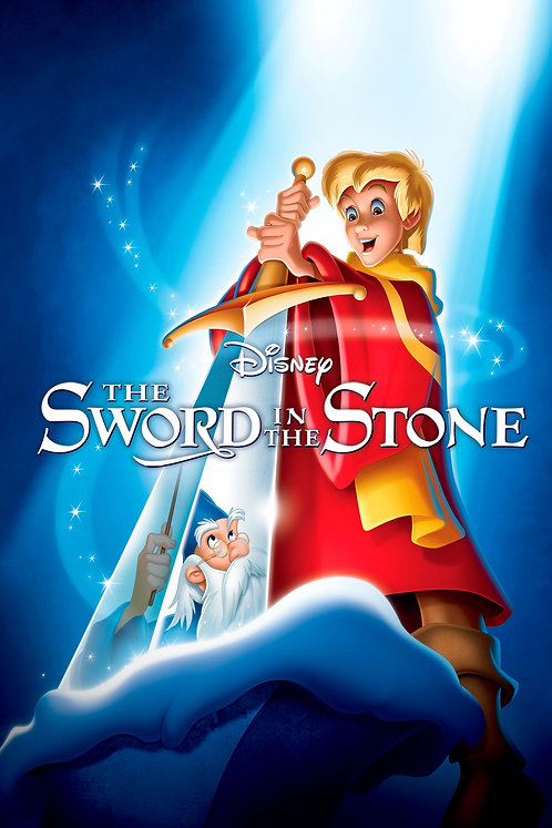 The Sword in the Stone (Google Play HD)