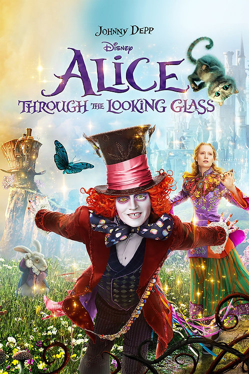 Alice Through the Looking Glass (Google Play HD)