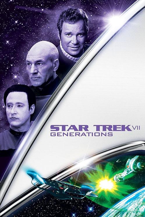 Star Trek: Generations (iTunes HD)