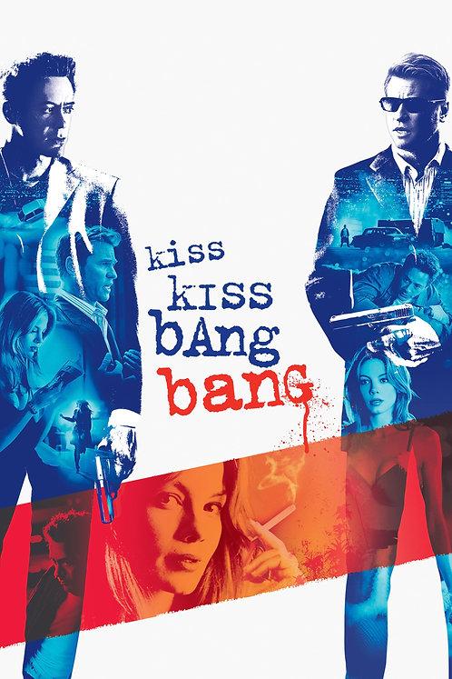 Kiss Kiss Bang Bang (Movies Anywhere HD)