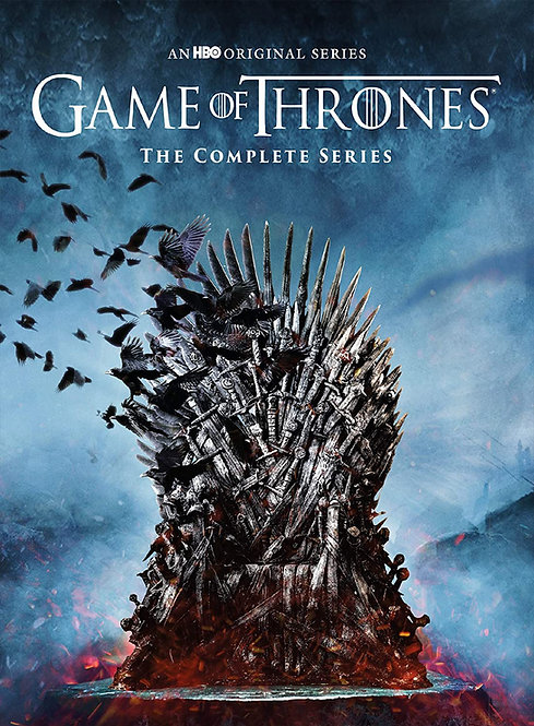 Game of Thrones Complete Collection 1-8 (Google Play HD)