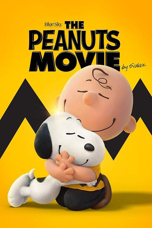 The Peanuts Movie (iTunes 4K)