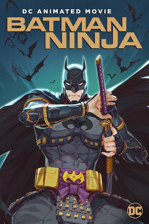 Batman Ninja (VUDU HDX)