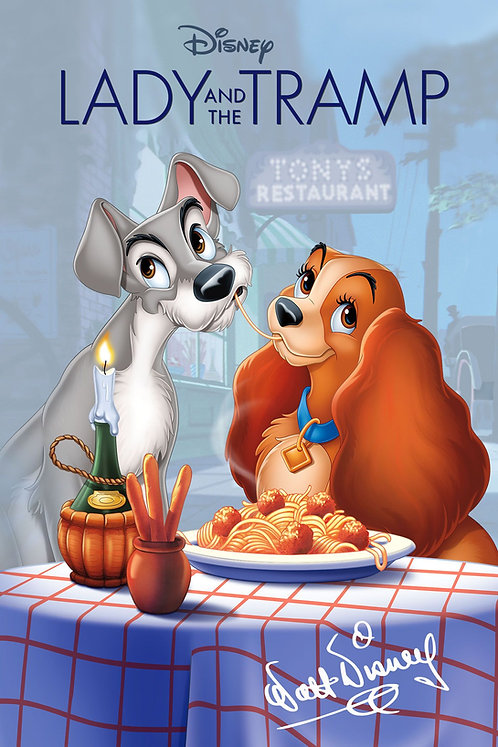 Lady and the Tramp (iTunes HD)