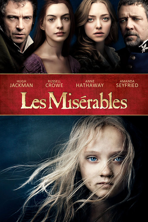 Les Miserables 2012 (Movies Anywhere HD)