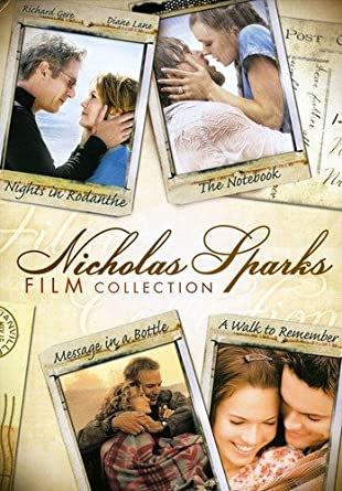 4-Film Favorites Nicholas Sparks *Read Description* (Movies Anywhere SD)