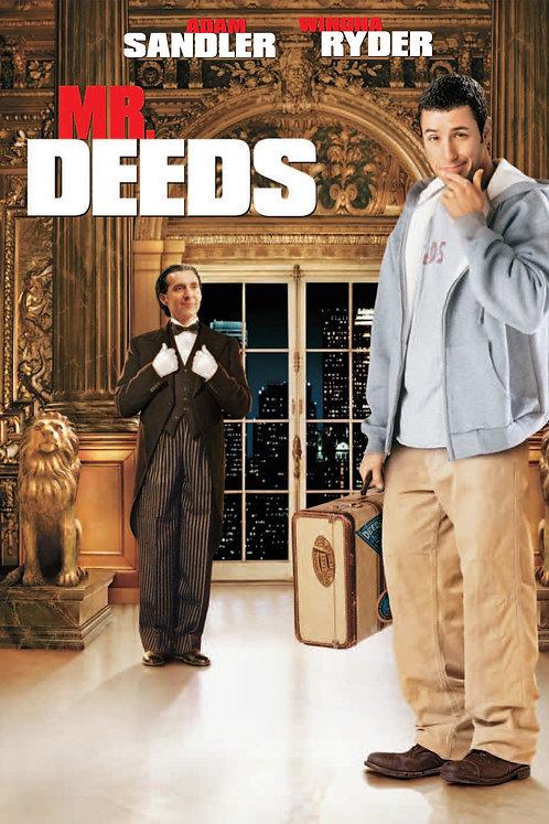 Mr. Deeds (Movies Anywhere HD)