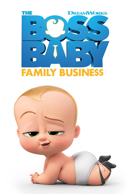 The Boss Baby: Family Business  (Movies Anywhere 4K)