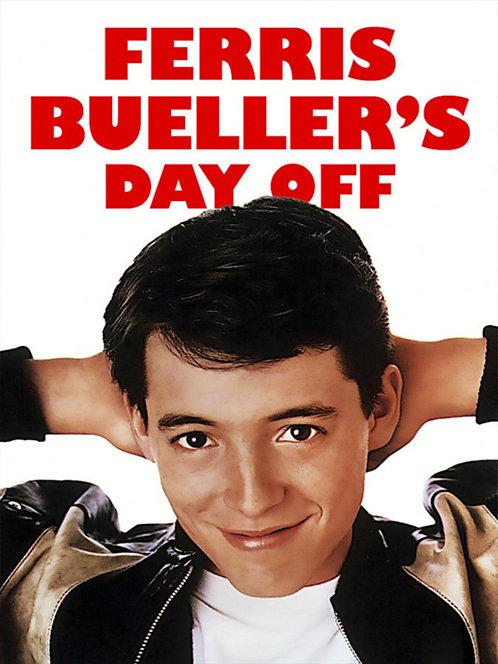 Ferris Bueller's Day Off (iTunes HD)