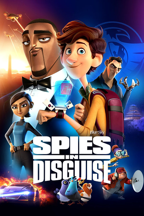 Spies in Disguise (Google Play HD)