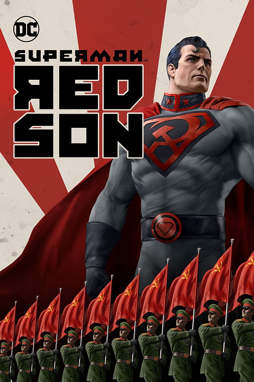 Superman: Red Son (Movies Anywhere HD)