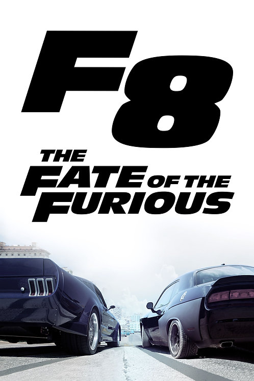 The Fate of the Furious (iTunes 4K)