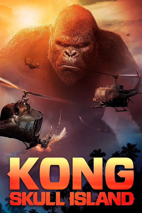 Kong: Skull Island (Movies Anywhere HD)