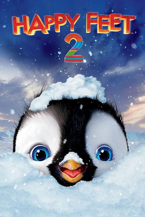 Happy Feet Two (VUDU HDX)
