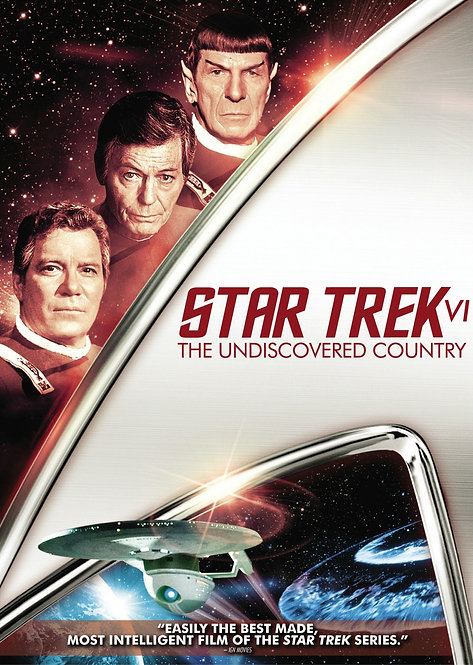 Star Trek VI: The Undiscovered Country (iTunes HD)
