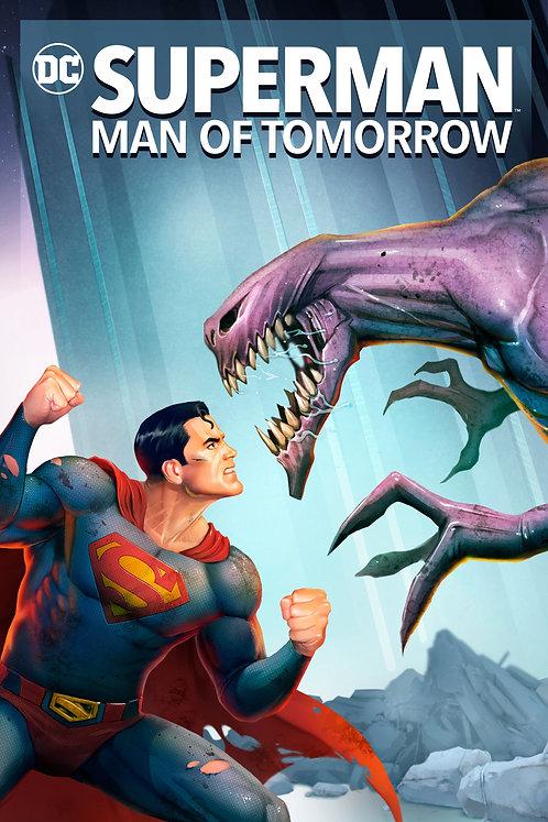 Superman: Man of Tomorrow (Movies Anywhere HD)