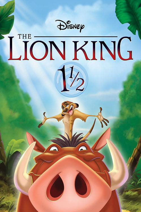 The Lion King 1 1/2 (iTunes HD)