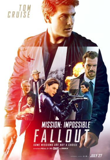Mission Impossible: Fallout (iTunes 4K)