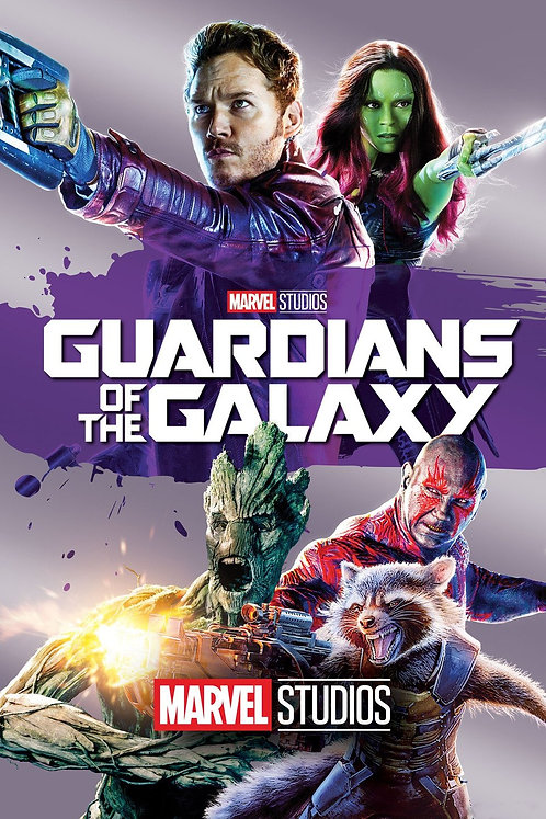 Guardians of the Galaxy (Google Play HD)