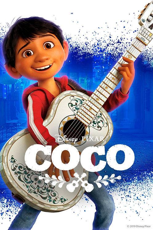 Coco (iTunes 4K)