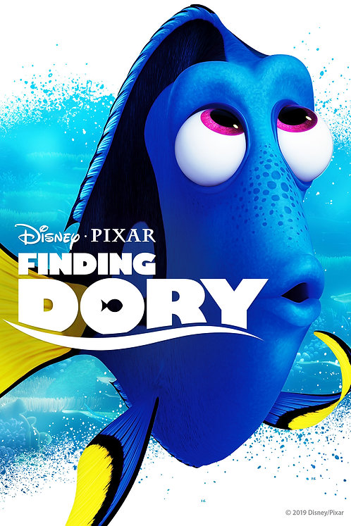 Finding Dory (iTunes 4K)