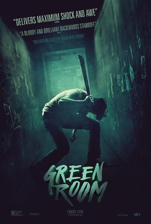 Green Room (VUDU HDX)