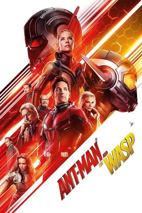 Ant-Man and the Wasp (Google Play HD)