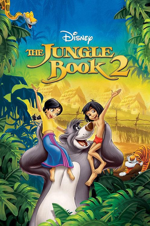 The Jungle Book 2 (iTunes HD)